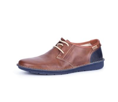 03e7fd94d8 Zapato hombre piel cuero navy blue cordones - Deportivo - Hombre ...