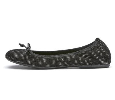 Comprar Zapatos Zapatobailarina Piel Planos Topos Mujer 1aFqxX
