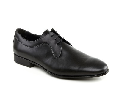 e806b703e3 Blucher hombre piel negra vestir - Zapatos de fiesta - Hombre ...