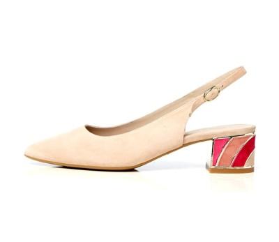 321224c0ce8 Chanelita mujer ante maquillaje/fuxia - Zapatos de tacón - Mujer ...