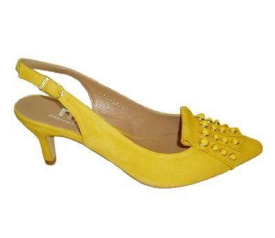 84efa81ced0 Chanelita mujer ante mimosa tacón - Zapatos de tacón - Mujer ...