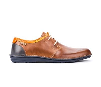 Zapato Santiago hombre piel cuero