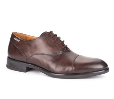volumen grande profesional de venta caliente 60% de descuento Zapato inglés Bristol hombre piel olmo pala cortada
