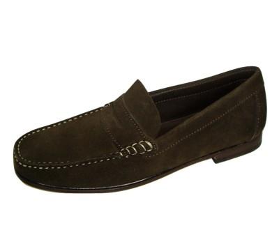 c07d455d33e Mocasín hombre ante marrón antifaz - Zapatos de fiesta - Hombre ...