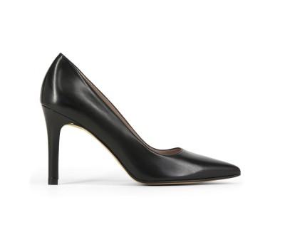 df0c5a943236b Zapato salón mujer piel sweet negro - Zapatos de fiesta - Mujer ...