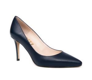 Zapato salón mujer piel mestizo indico tacón