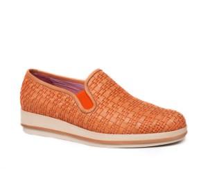 Zapato mujer pala alta estilo contemporaneo