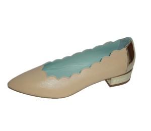 Zapato mujer piel napanil-ice ondas