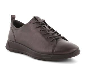 Zapato mujer piel shale metalizada cordones