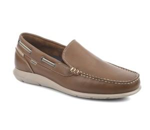 Zapato hombre piel kent cuero