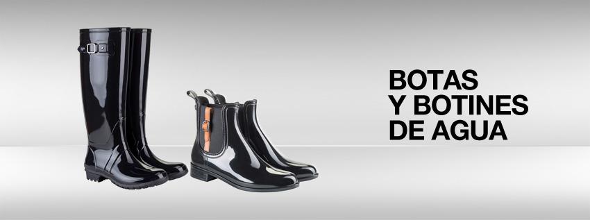 Botas de Agua - Comprar botines lluvia