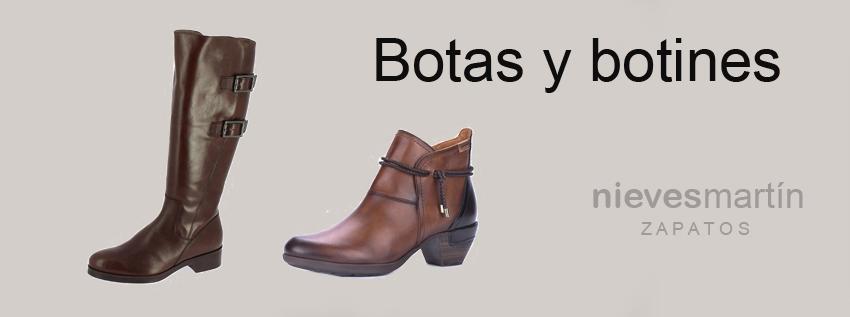 6c2a4072c69 Botines y Botas de mujer en la tienda online de Zapatos Nieves ...