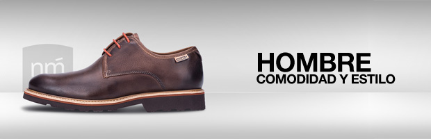 43c97c41bfe3e Zapato casual hombre piel marrón cordones - Deportivo - Hombre ...